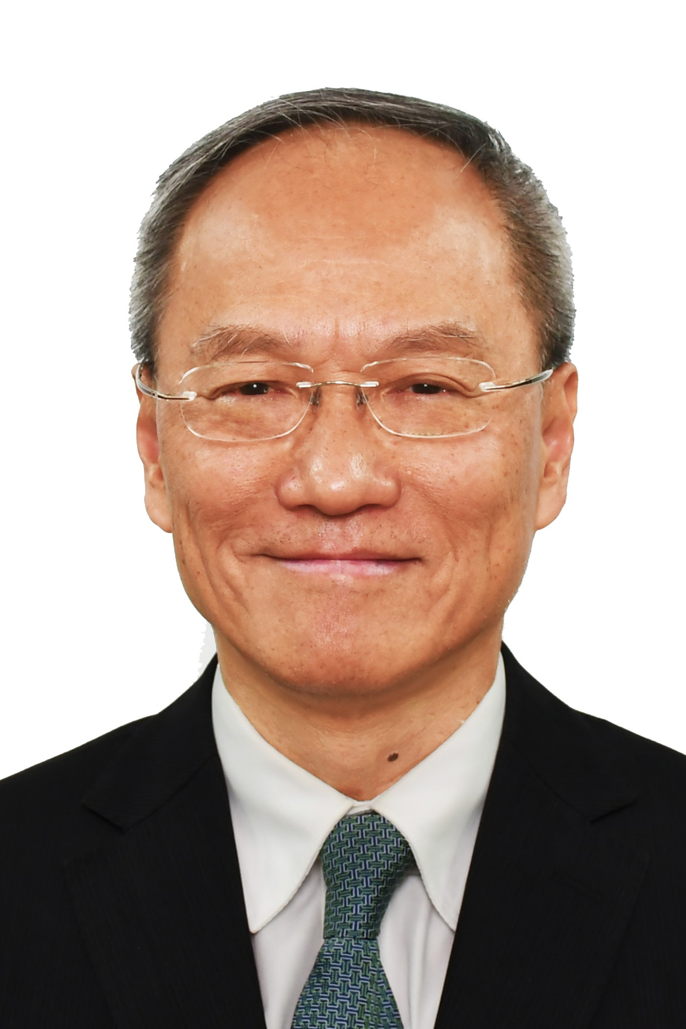 考試委員被提名人吳新興先生