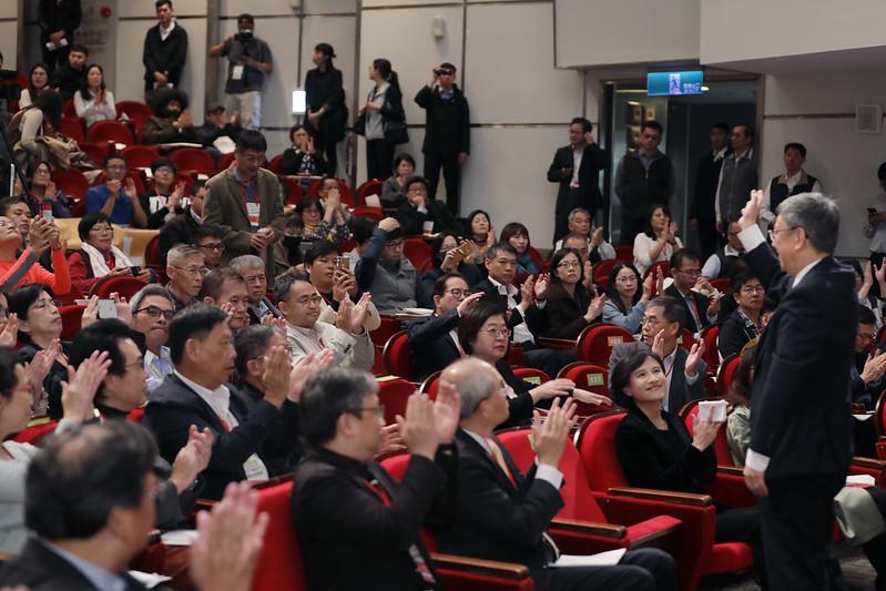 副總統出席「2019明日社造全國社區營造大會」