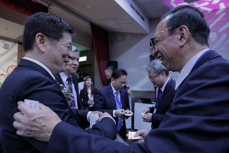 副總統出席「臺灣精準醫療啟航暨Biobank整合平台聯盟成立發表會」